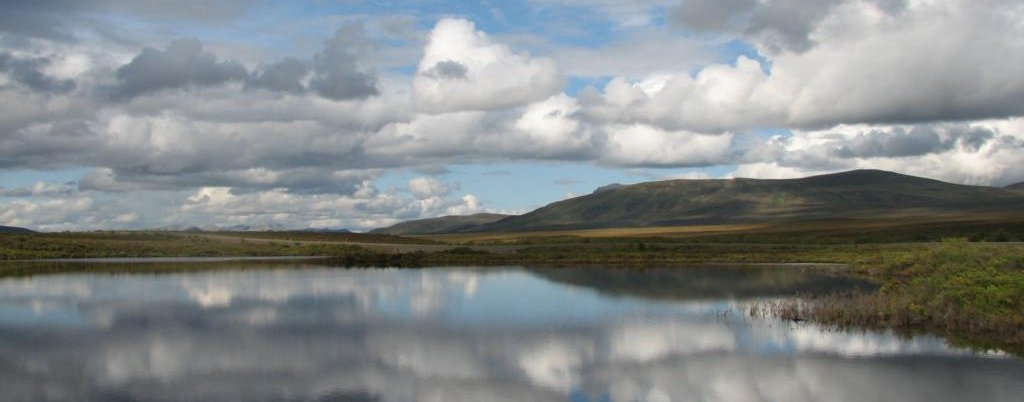 Moose Lake, Dempster Highway